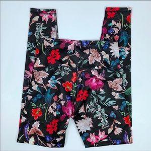 [NWOT] old navy floral leggings